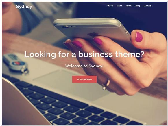 WordPress Themes sydney
