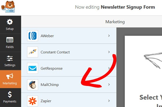 How to connect WPForms to Mailchimp and Accelerate your email marketing
