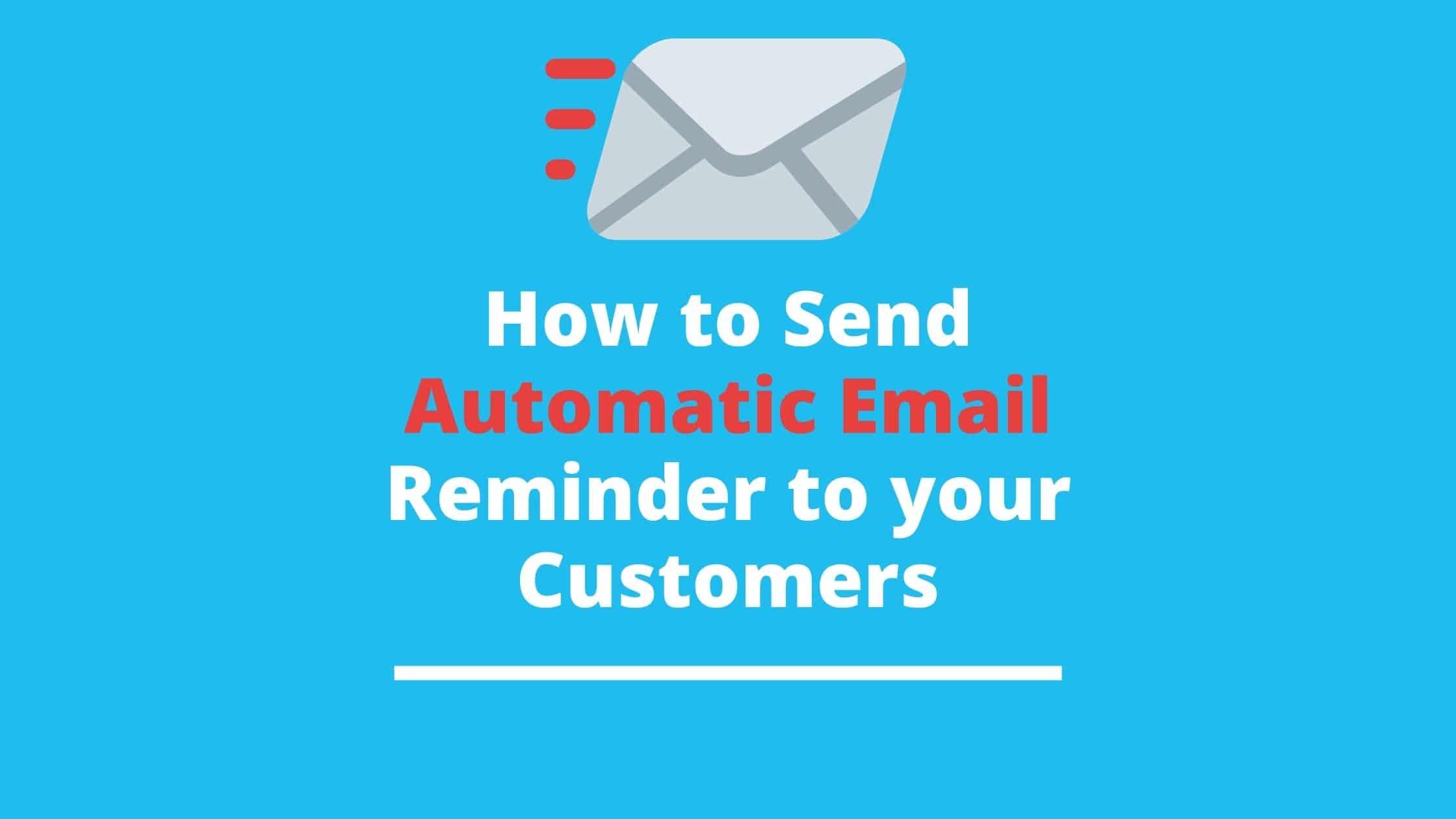 How to send Email Reminder using MemberPress